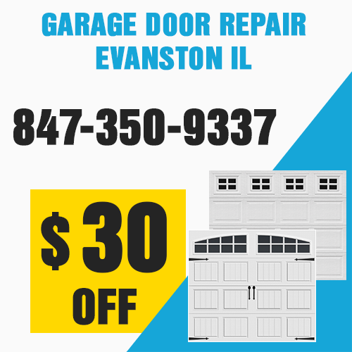 Garage Door Repair Evanston IL Coupon