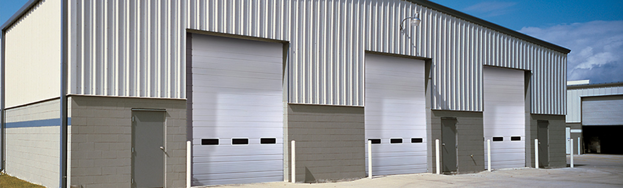 commercial garage door evanston il
